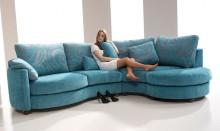 Continente Corner Sofa
